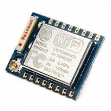 Microcontrôleur module wifi ESP8266-07 2.66 €