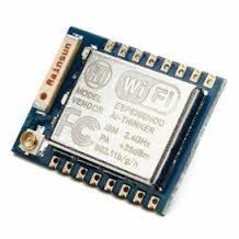 microcontrôleur module wifi EPS8266-07